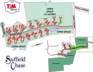 Suffield Brochure Map Phase 1 2021 01 21